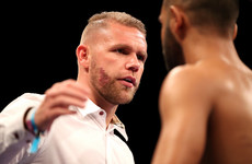 Billy Joe Saunders moves up in weight to fight for vacant WBO super-middleweight title