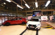 Honda 'to shut down UK car plant' putting 3,500 jobs at risk