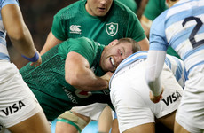 McGrath fights for Ireland spot while Ruddock and Leavy have injury frustrations