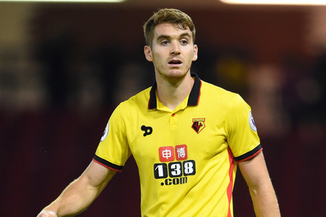 Watford defender Tommie Hoban has suffered another injury blow while on loan at Aberdeen.