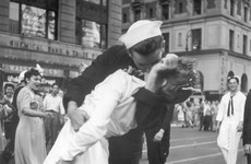 Sailor who kissed woman in iconic V-J Day Times Square photo dies at 95
