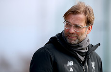 Jurgen Klopp in unfamiliar position ahead of reunion with Bayern Munich