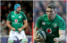 Munster pair Farrell and Beirne link up with Ireland squad ahead of Italy trip