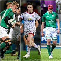 Ireland U20s welcome Kernohan, Casey and Baird back into fold for Italy