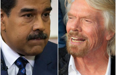 Venezuela's government to stage concert to rival Richard Branson's charity one