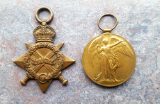 Search launched after WWI medals found in pocket of donated jacket