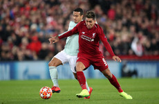 Player ratings: How Liverpool fared against Bayern Munich