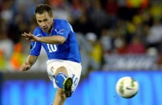 Watch out Ireland! Italy name provisional squad for Euro 2012