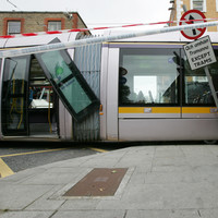1,300 road users detected breaking red lights at busy Luas junction in Smithfield