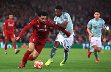 Nothing to separate Liverpool and Bayern as Champions League first-leg ends in stalemate