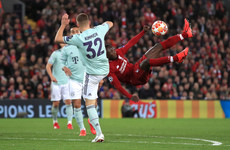 As it happened: Liverpool v Bayern Munich, Champions League last-16
