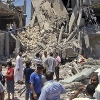 NATO criticised after investigation confirms 72 deaths from Libya air strikes