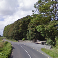 Man (70) dies after car hits wall in Co Galway