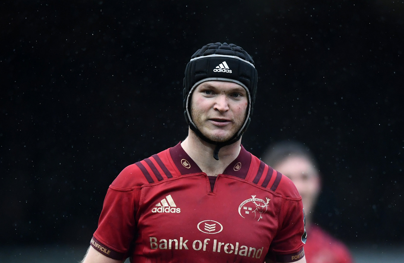 b45065f2 Bleyendaal and Mathewson among 5 Munster players to sign new contracts