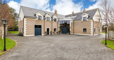 Five-star living for €2.2m in this modern Malahide mansion with its own games room