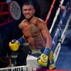 Lomachenko will defend WBA and WBO lightweight titles against Britain's Crolla