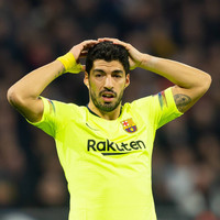 Concern for misfiring Luis Suarez as goals dry up at Barca