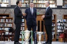 Showground: RDS to host 2013 Amlin Challenge Cup final