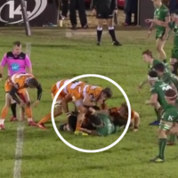 13-week ban for Cheetahs player who cleared nose onto face of Connacht player