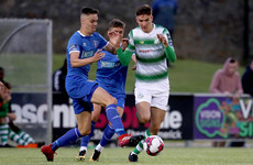 Shamrock Rovers striker shipped out on loan to Finn Harps