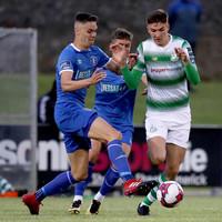 Shamrock Rovers striker shipped out on loan to Finn Harps