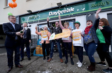 'We don't want this to change our lives': Family syndicate from north Dublin overjoyed at Euromillions win