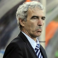 What are you at Domenech, you absolute clown?