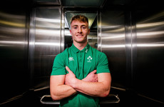 Crosshaven's Wren making most of chances with Munster and Ireland U20s