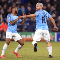 Sterling bags 90th-minute winner as 10-man Manchester City turn the tables on Schalke
