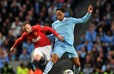 Lescott reveals encouragement from Rooney and Ferdinand to join Man City