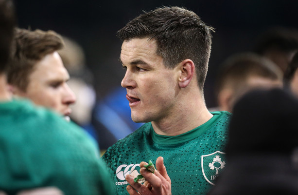 Sexton 'definitely hasn't played enough rugby to be at full tilt yet'