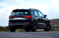 'The design adds menace': Meet the Cupra Ateca performance SUV - here's how it feels to drive