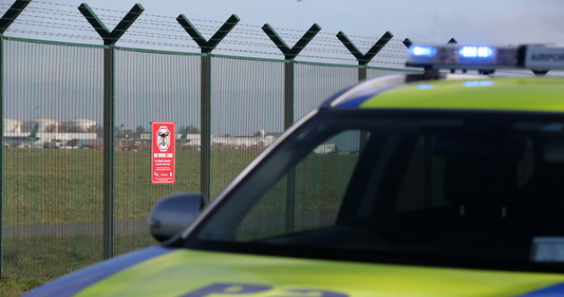 Gardaí investigating after drone sighting at Dublin Airport causes 30-minute flight shutdown