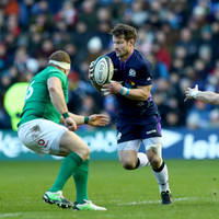 Scotland team to play France shows four changes from Ireland defeat
