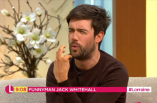 Here's how to avoid Jack Whitehall's fake tan hands from the BRITs