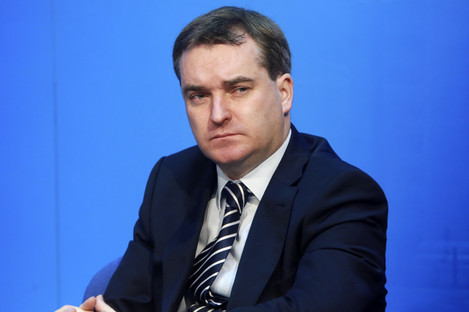 Secretary General at the Department of Public Expenditure and Reform Robert Watt.