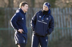 Lucky for some: O'Driscoll fit for final but O'Malley out for six months