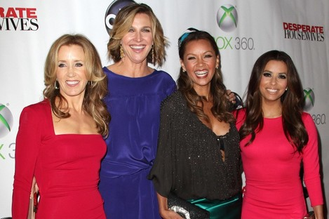 """Cast attending the """"Desperate Housewives"""" finale party held at the W Hollywood Hotel in Los Angeles."""