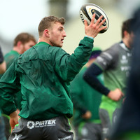 Robb returns, Fitzgerald brothers start for Connacht in Glasgow