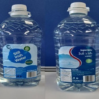 Recall of SuperValu and Centra bottled water due to 'off odour and taste'