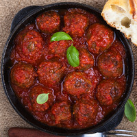 6 of the best... meatball feasts for a messy crowd-pleaser of a meal