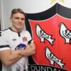 Dundalk recruit midfielder McKee on loan from Falkirk