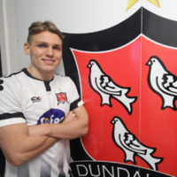 Dundalk recruit midfielder McKee on loan from Falkirk