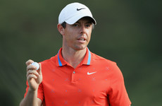 Rory McIlroy seizes one-shot lead at WGC-Mexico