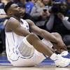 Nike under pressure after basketball star's shoe shreds