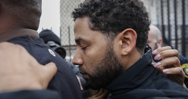 Empire producers cut Smollett from season's last episodes following his arrest