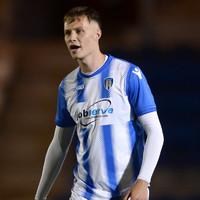 Sligo Rovers agree deal for Colchester United midfielder