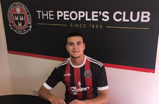 Nineteen-year-old star Ali Reghba re-signs to Bohs with Premier League move looming
