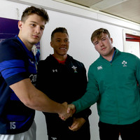 Watch live: Italy v Ireland, U20s Six Nations