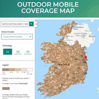 How good is the phone coverage where you are? New map shows quality across the country
